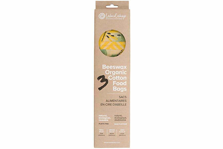WaxWrap | Beeswax Organic Food Bags