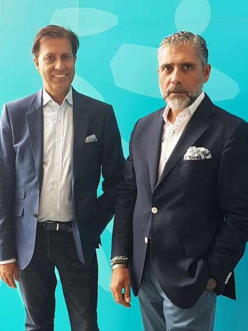Alexander and Kim Barani, WaxWrap Founders